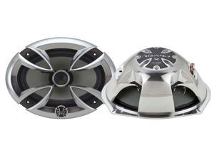 6''X 9'' Point Source Two Way Coaxial Speaker System