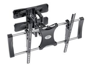 Universal Articulating TV Wall Mount - fits virtually any 50'' to 80'' TV including the latest Plasma, LED, LCD, 3D, Smart & other flat panel versions
