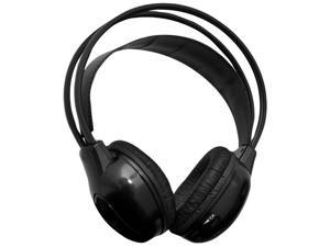 Wireless IR Mobile Video Stereo Headphones