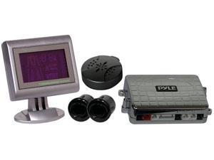 2 Parking Sensor System with Led Display & Speaker