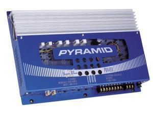 1000 Watt 4 Channel MOSFET Amplifier w/Sub Crossover