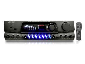 PyleHome - 200 Watts Digital AM/FM Stereo Receiver