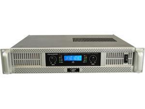 PylePro - 19'' Rack Mount 3000 Watt Professional  Power Amplifier w/ Digital SMT Technology