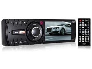 3'' TFT/LCD Monitor MP3/MP4/SD/USB Player & AM/FM Receiver
