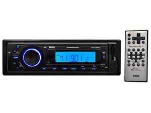 AM/FM Radio With SD/USB/MP3 Playback, 3.5mm Aux-In, Bluetooth Wireless Streaming