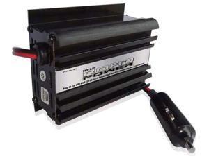 Plug in Car 200 Watt 12v DC to 115 Volt AC Power Inverter w/ Modified Sine Wave & 5 Volt USB Outlet