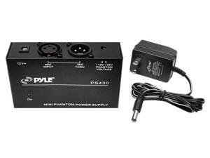 Compact 1-Channel 48V Phantom Power Supply