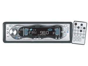 Electronic Tune AM/FM/MPX CD Player W/Flip Down Detachable System