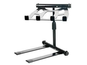 Universal Portable Foldable Telescoping Height Professional DJ Laptop Stand