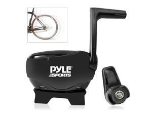 Bluetooth Fitness and Training Bicycle Sensors with Wireless Data Transmission for Measuring Speed, Cadence, RPM and More