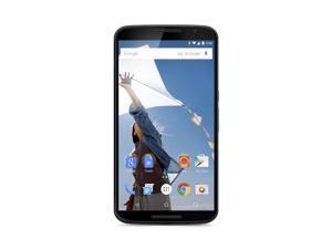 Motorola Nexus 6 XT1103 32GB 4G LTE Unlocked GSM Android v5.0 Smartphone - Blue