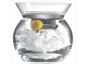Ravenscroft Crystal Martini Chiller Set