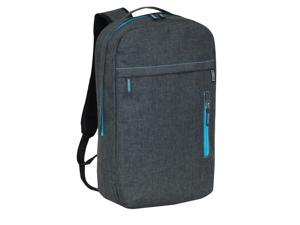 Everest 18 Inch Trendy Lightweight Laptop Backpack - Gray     Case Pack  20