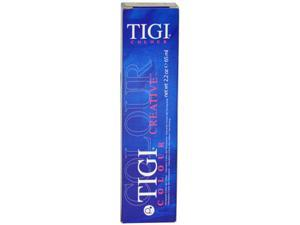 Colour Creative Creme-Gel Colour # 8/3 Light Golden Blonde by TIGI for Unisex - 2.2 oz Hair Colour