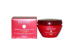 Soleil Masque UV Defense Active Anti-Damage Concentrate For Colour-Treated Hair by Kerastase for Unisex - 6.8 oz Masque