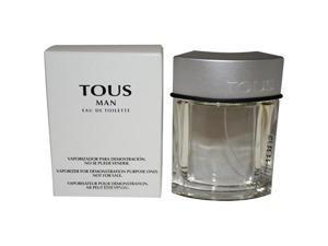 Tous Man Perfumes 3.4 oz EDT Spray (Tester)