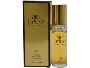 White Diamonds by Elizabeth Taylor for Women - 1 oz EDT Spray