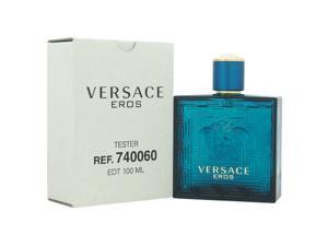 Versace Eros by Versace for Men - 3.4 oz EDT Spray (Tester)