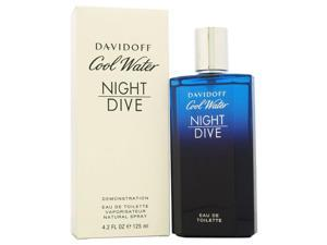 Cool Water Night Dive - 4.2 oz EDT Spray  Tester