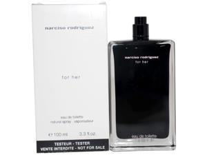 Narciso Rodriguez by Narciso Rodriguez for Women - 3.4 oz EDT Spray (Tester)