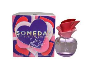 Someday by Justin Bieber for Women - 3.4 oz EDP Spray (Tester)