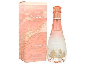Cool Water Sea Rose Coral Reef - 3.4 oz EDT Spray  Limited Edition