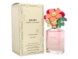 Daisy Eau So Fresh Delight by Marc Jacobs for Women - 2.5 oz EDT Spray (Tester)