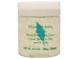 Green Tea by Elizabeth Arden for Women - 8.4 oz Honey Drops Body Cream