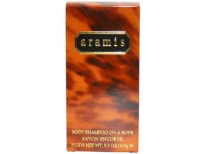 Aramis Body Shampoo On a Rope - 5.7 oz Soap