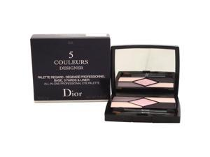 Christian Dior 5 Couleurs Designer All-In-One Professional Eye Palette 808 Purple Design 0.20oz / 5.7g