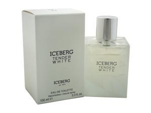 Iceberg Tender White EDT Spray 3.3 oz for Women 100% authentic never any knock offs.  Great for a gift