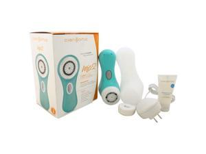 Mia 2 Facial Sonic Cleansing System - Sea Breeze by Clarisonic for Women - 5 Pc Kit Sea Breeze Mia 2