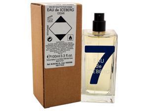 Eau de Iceberg Cedar EDT Spray (Tester) 3.3 oz for Men 100% authentic never any knock offs.  Great for a gift