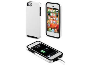 For iPhone 5 Acase Superleggera Pro Dual-Layer Protection Case/Cover  - White