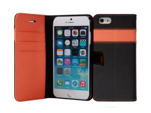 """Phone 6 Case - AceAbove Premium Leather Wallet Case with Stand Function for Apple iPhone 6 4.7"""""""