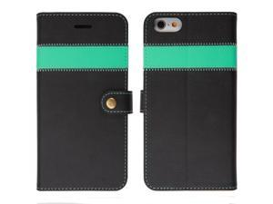 Phone 6 Plus Case - AceAbove Premium Leather Wallet Case with Stand Function for Apple iPhone 6 Plus 5.5""