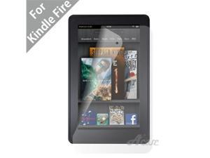 Acase(TM) AcaseView Screen Protector Film Clear (Invisible) for Amazon Kindle Fire Wi-Fi (3-Pack)