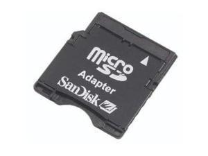 Sandisk MicroSD to MiniSD Adapter (Bulk Package) - OEM