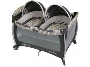 Pack 'n Play Portable Playard with Twins Bassinet (Vance)