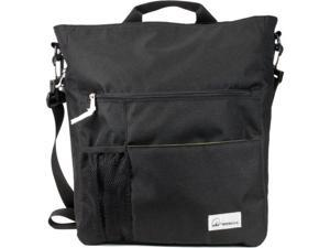 Amy Michelle Lexington Diaper Bag (Black)