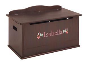Guidecraft Toy Box (Espresso)