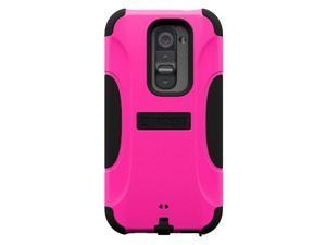 Trident Case Ag-lg-g2-pnk Aegis Series Case For Lg Optimus G2 - Carrying Case - Pink