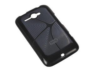 Oem Htc Black Tpu Illusion Case for At&t Htc Status /chacha ( 70h00436-03m )