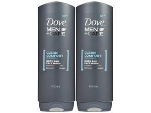 Dove Men +Care Body Wash, Clean Comfort, 18 oz