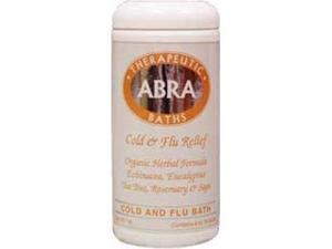 Cold & Flu Bath - Abra Therapeutics - 1 lbs - Powder