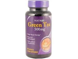 Green Tea 500mg 60C 60 Capsules