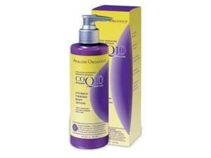 Wrinklee Therapy with CoQ10 & Rosehip Firming Body Lotion - Avalon Organics - 8 oz - Lotion