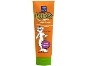 Kids Berry Smart Toothpaste w/Fluoride - 4 oz - Paste
