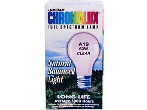 Light Bulb Standard Clear (60 Watt) 1 Count