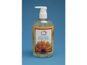 Gentle NonDrying Liquid Soap - Unscented - Rainbow Research - 16 oz - Liquid
